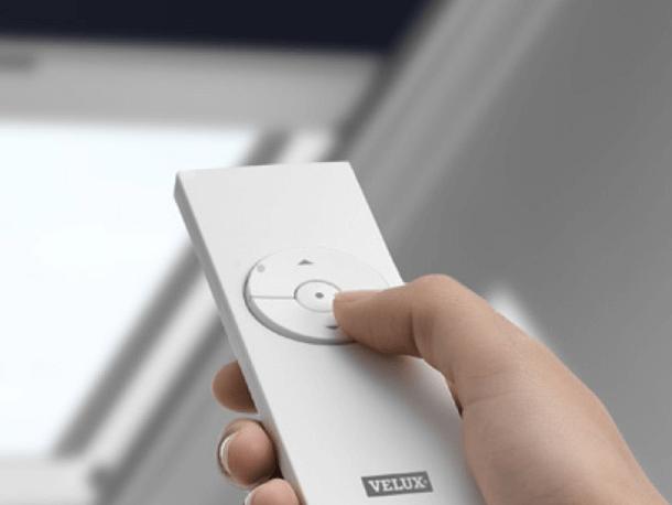 fournisseur d'accessoires velux : telecommande-motorisation