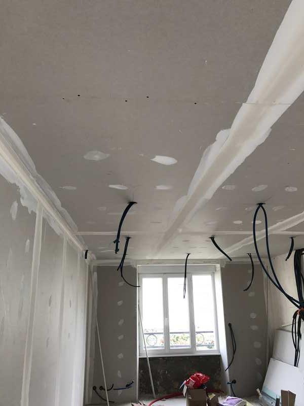 Jointoyage plafond